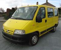 2005 Citroen jumper Mini Bus