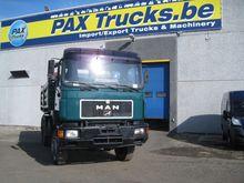 Used 1994 MAN 26.422