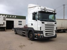 2006 Scania R310 Chassis cabin