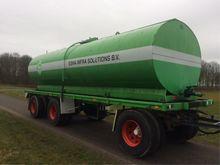 Used Vogelzang Tank