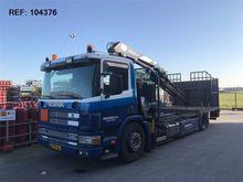 2000 Scania P114.340 - SOON EXP