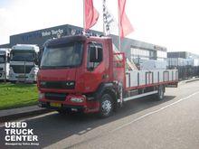 2001 DAF LF 55.180 4X2 Truck Cr