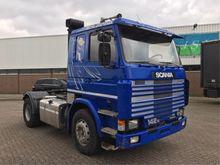1986 Scania 142 OLDTIMER !! Tra