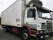 1994 Scania 93 FULL STEEL FRIGO