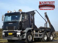 2006 Iveco TRACKER 350 6X2 PORT