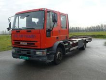2000 Iveco ml120E18p/ 7 persoon