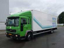 2001 Volvo fl614 + div. fl6 loo