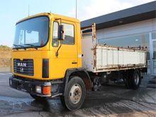 Used 1995 MAN 18.232