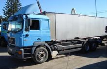 1998 MAN 26.403 Container trans