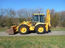 1994 JBC 4cx Backhoe Loader