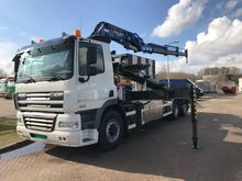 2012 DAF CF85 Container system