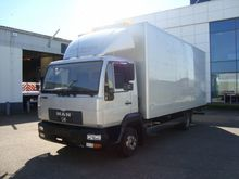 2002 MAN L2000 - 8.185 LC Box w