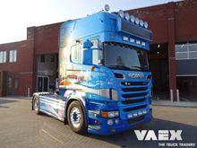 2011 Scania R730 LA4x2MNA King