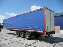 2005 Pacton Curtainroof