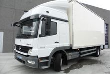 2010 Mercedes Benz 1324l Box wi