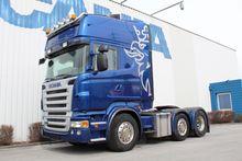 2009 Scania R 480 LA6x2/4MNB To