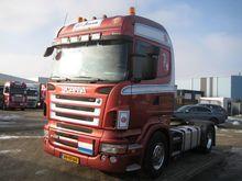 2008 Scania 440 A 4X2 Tractor u