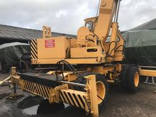 1979 Eder MT9 All Terrain Crane