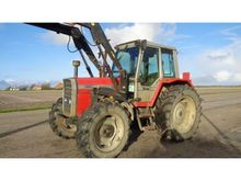 Massey Ferguson 1004 T Earth mo