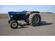 Ford 6600 Tractor