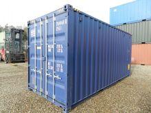Onbekend 20ft High Cube Dry Gen