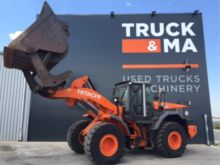 2011 Hitachi ZW 250-3 Wheel loa