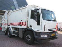 2005 Ginaf C2120N Huisvuilwagen