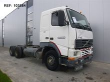 1995 Volvo FH12.340 6X2 MANUAL