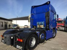 2008 DAF Xf 510 Superspace Trac