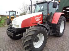 1997 Steyr 9115 Tractor