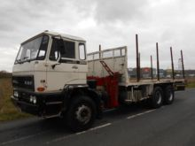 1987 DAF FAT 2500 6x4 BIG AXLES