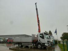 2007 Volvo FL 240 Truck Crane