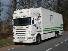 2004 Scania R500 Retarder Topli