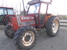 1985 Fiat 80-90 DT Tractor
