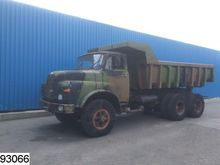 Used 1980 MAN 6x6 Ti