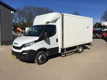 2015 Iveco 35C17 Reefer/Isolate