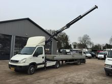 2010 Iveco 40C17 BE-tractor