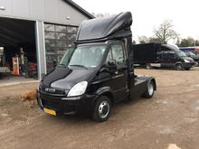 2010 Iveco 40C18 BE-tractor