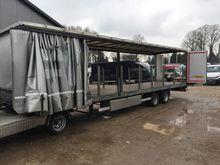 2008 Veldhuizen 8000 BE-trailer