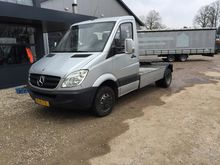 2008 Mercedes Benz 515 BE-tract