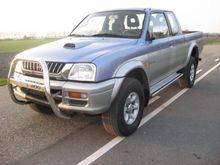 2001 Mitsubishi L200 2.5 Club C