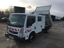 2013 Renault Maxity 140 Tipper