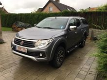 2016 Fiat Fullback Open box