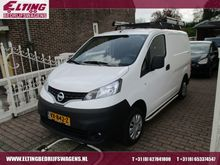 2016 Nissan NV200 Panel van