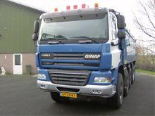 Used 2007 Ginaf B 54
