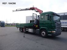 2006 Scania R480 6X2 MANUAL FUL