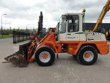 2001 Schaeff 843 Wheel loader