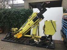 Palfinger 45 Automatic Cranes