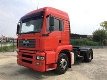2006 MAN TGA 18.430 LX Tractor