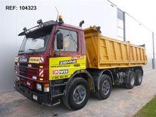 Used 1990 Scania P11